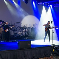 Houston, Galaxy Gala Space Center, May 2015, Gary Sinise and Lt Dan Band