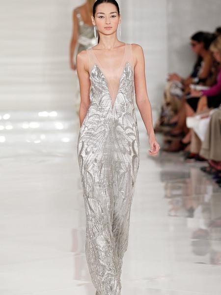 Courtesy of Ralph Lauren. News_Fashion Week_Spring 2011_Ralph Lauren
