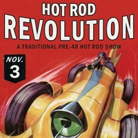 Austin Photo_Events_Hot Rod Revolution_Poster
