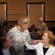 310 Laura Levenson, left, and Susan Baker at the Hope and Healing Center luncheon May 2014