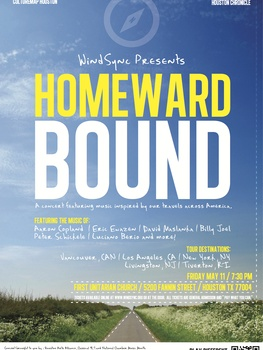 "WindSync presents ""Homeward Bound"""