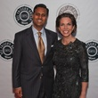 7, Del Frisco's Grille VIP party, March 2013, Dr. Aashish Shah, Roseann Rogers