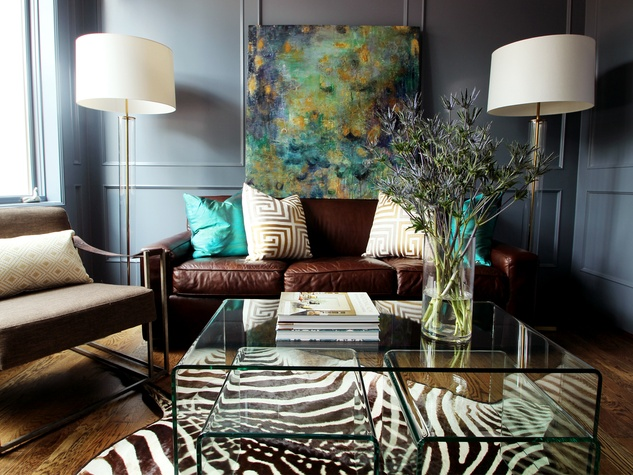 Marie Flanigan interior design ideas January 2015 Hides