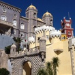 Bill Van Rysdam Lisbon March 2105 The delightfully quirky Pena National Palace provides a glimpse into how the monarchs of Portugal lived during the 18th-19th century