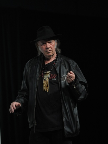 SXSW Neil Young Keynote 6244