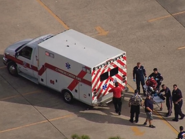 Spring shooting spree killing ambulance July 2014