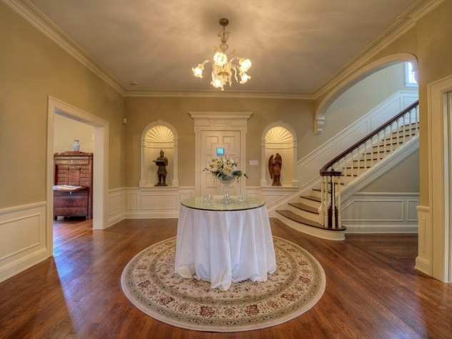 2 On the Market Hobby Manor at 2115 Glen Haven Blvd. October 2013 reception hall entry