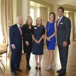 John and Lisa Walker, from left, Tracey Brown and Stephanie and Frank Tsuru at the Amazing Place Luncheon October 2014