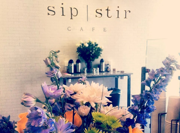 Sip Stir Cafe, coffeehouse