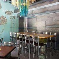 Mettle restaurant interior