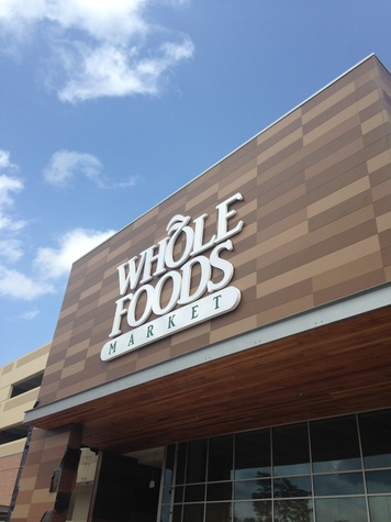 Whole Foods Woodlands Exterior