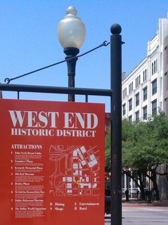 West End in Dallas