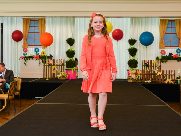 9 Houston Symphony children's fashion show April 2013 Eloise Chapman