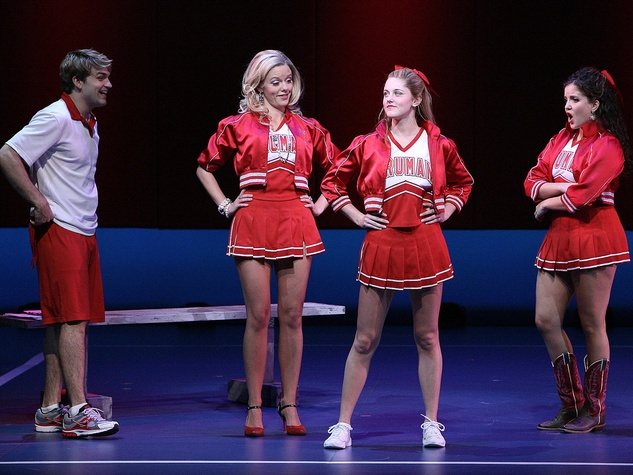 News_Bring it On_The Musical_Neil Haskell_Kate Rockwell_Taylor Louderman_Janet Krupin
