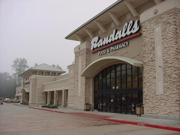 Randalls grocery store