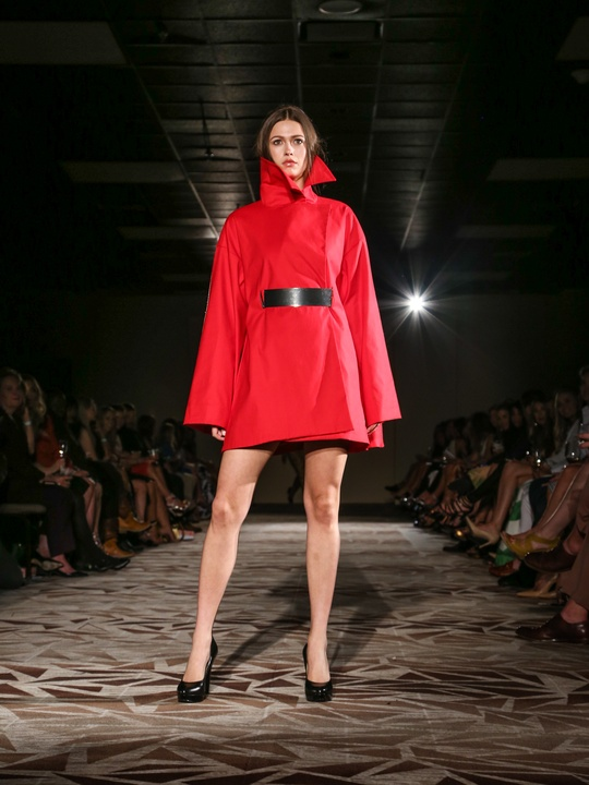Austin Fashion Week 2016 at JW Marriott Daniel Esquivel