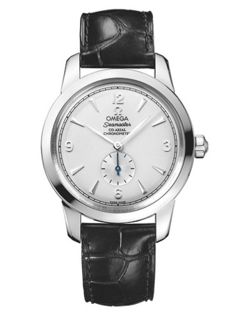 The Best of, Omega watch, Seamaster, June 2012, back
