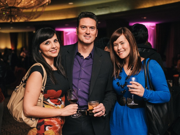 011, Mixers on the Map, Hotel ZaZa, January 2013, Diana Ortega, Shawn Broussard, Katheryn Fetcher