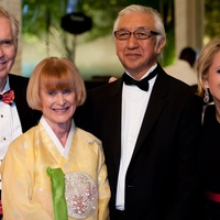 News_Asia Society Tiger Ball_April 2012_Charles Foster_Nancy Allen_Yoshio Taniguchi_Martha Blackwelder