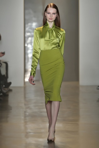 Cushnie Et Ochs fall 2014 collection