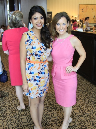 Local tv news star leads a labor day fashion show culturemap houston