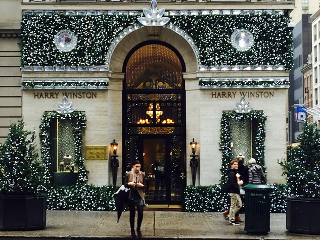 NYC stores ramp up wattage and wow with holiday window displays - CultureMap ...