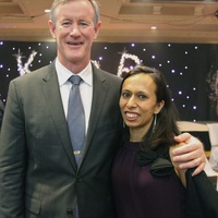 News, KIPP Academy gala, April 2015, William H. McRaven, Sehba Ali