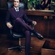 Ferragamo, fall winter 2013, Sean O'Pry