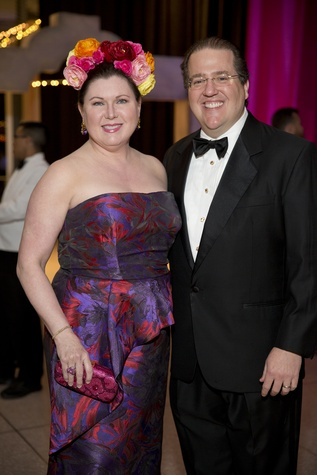 Museum of Natural Science gala, Mach 2016, Shawn Stephens, Jim Jordan