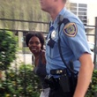 woman arrested for firing shots at Houston TV station KTRK March 201