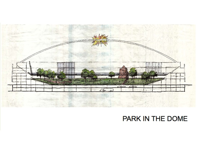 ULI Recommendations for the Astrodome December 2014 park in the dome