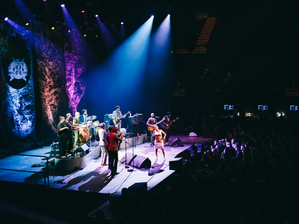 Sharon Jones and the Dap Kings at ACL Live 5