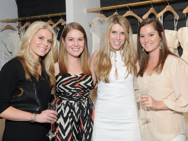 News_Casa de Novia Debuts Vera Wang Boutique_May 2012_Kelly Yanta_Kathryn Brill_Sarah Gruber_Caroline Barrow