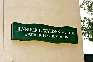 Austin Photo: Places_Walden Cosmetic Surgery_July 2012_sign