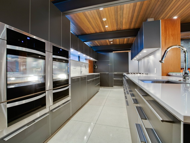 Kitchen at 4755 Chapel Hill Rd. in Dallas