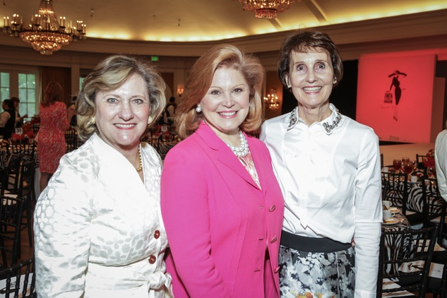 News, Salvation Army Reflections on Style, April 2015, Lucy Lewis, Jan Duncan, Gina Saour