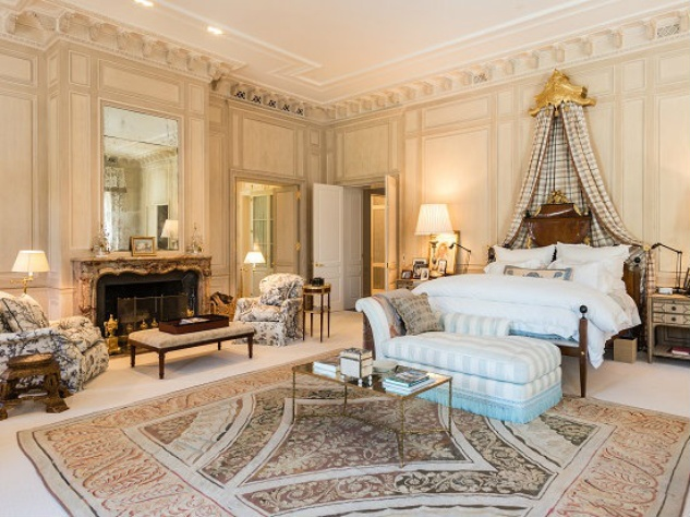 Inside the most expensive home in dallas price tag 100 for Expensive master bedrooms