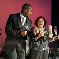 News, Shelby, Ensemble theatre gala, August 2014 Robert Townsend and Yvonne Washington