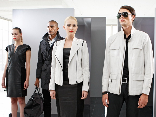 Clifford, Porsche Design, Fashion Week spring 2013, September 2012, male models, female models