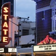 State theater and paramount theater marquee Austin film Festival