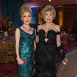 Margaret Alkek Williams, left, and Joanne King Herring at the Houston Ballet Ball February 2014