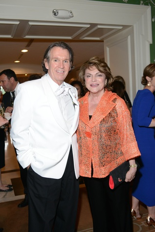 12 Peter Remington and Beth Wolff at the Leukemia & Lymphoma Society Man and Woman of the Year Gala June 2014