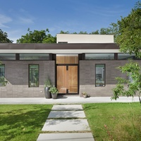 AIA Austin Homes Tour 2014 Stuart Sampley Architect