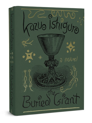 InPrint Brown Series 2014-2015 lineup August 2014 Kazuo Ishiguro The Buried Giant
