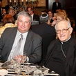 News_Holocaust Museum dinner_May 2012_Butch Mach_Archbishop Joseph Fiorenza