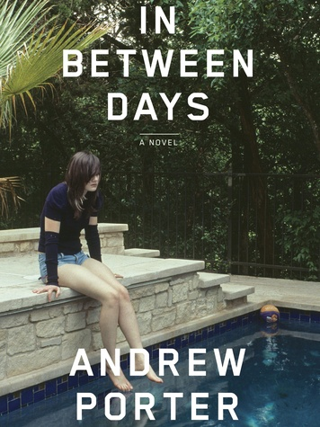 In Between Days, Andrew Porter, book cover