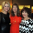 11 Cherry Sears, from left, Lynn Dodge and Jan Carper at the Mercedes-Benz of Sugar Land Cystic Fibrosis Event October 2014