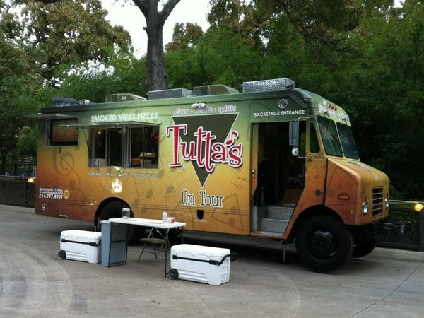 Greek Food Truck Dallas
