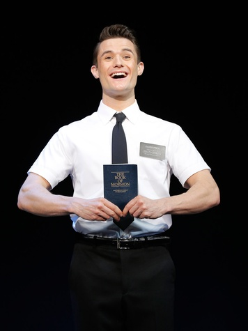 1 The Book of Mormon at the Hobby Center September 2013 Mark Evans