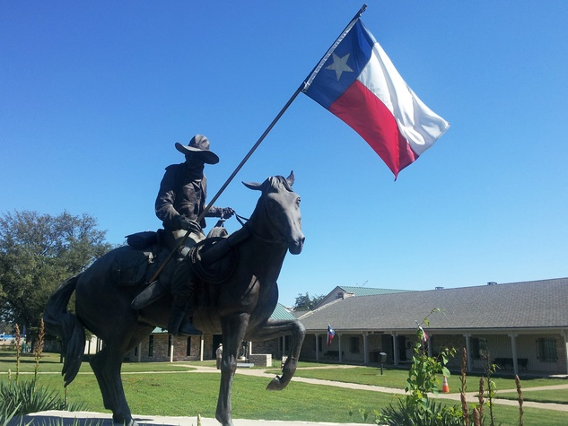 Waco & The Heart of Texas September 2014 Texas Ranger Hall of Fame and Museum